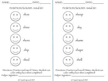 Homework SMILES: Articulation