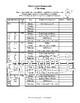 Homework Schedule (Full Year)