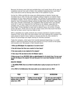 Homework Sheet (week 4)