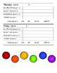 Homework Sheets - Sample