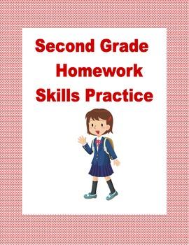 Homework Skills Practice Grade 2