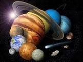 Homework: Solar System Project