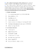 Homework Sp1 - Prepárense: Study Skills for Spanish 1 Final Exam