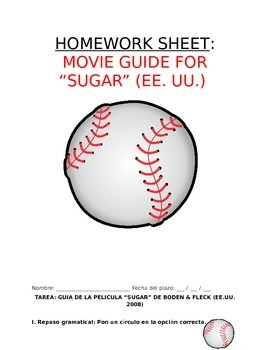 Homework Sp3, Sp4, Sp5 - Guía de peli: Analyze Dominican B