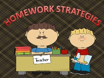 Homework Strategies