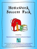 Homework Success Pack