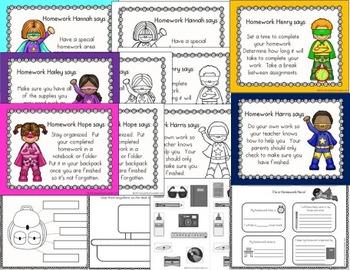 Homework Success - Savvy School Counselor