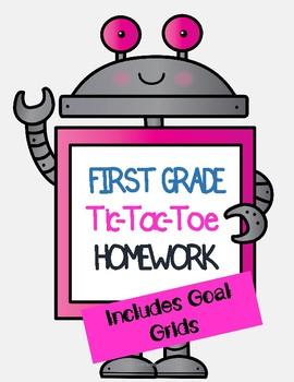 Homework Tic Tac Toe!