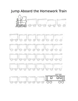 Homework Train