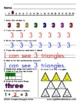 Homework Worksheets: Numbers 11-20