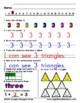 Homework Worksheets: Numbers 11-20