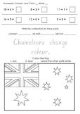 Homework contracts for Australian teachers Year 2
