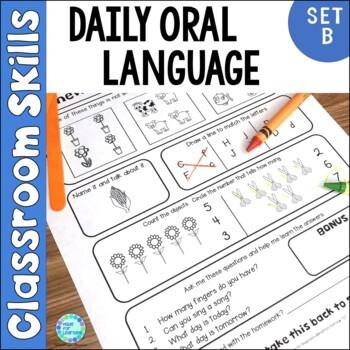 Homework Set B: Parent Involvement, Language Development,