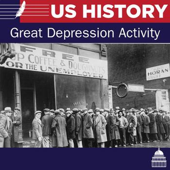 Great Depression Activity