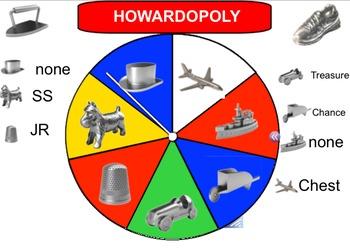 Homework-opoly Game