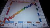 Homeworkopoly Complete Game Board Pack