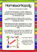 Homeworkopoly - Homework Motivation - Australian Version