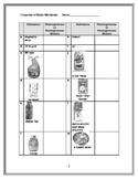 Homo/Heterogeneous mixtures worksheet