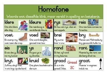 Homofone