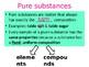Homogeneous + Heterogeneous Mixtures Powerpoint