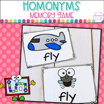 Homograph Memory Game