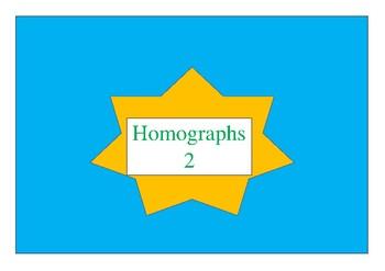 Homographs 2