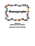 Homographs Packet