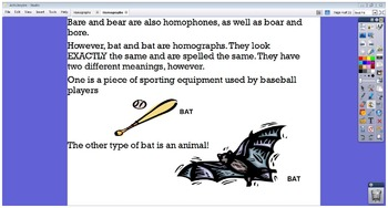 Homographs are Tricky!  Common Core Language Flipchart L5.5c