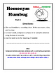 Homonym Humbug