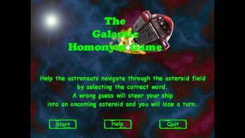 Homonym Video Game