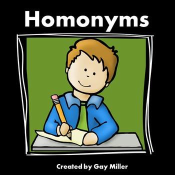 Homonyms