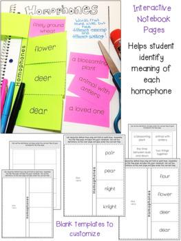 Homophones - Worksheets, Activities & More
