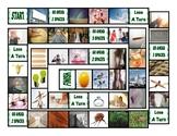 Homonyms-Homophones Board Game 2