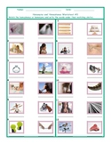 Homonyms-Homophones Worksheet 3