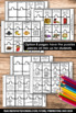 Homonyms Games, Elementary ESL Vocabulary, Speech Therapy Activities