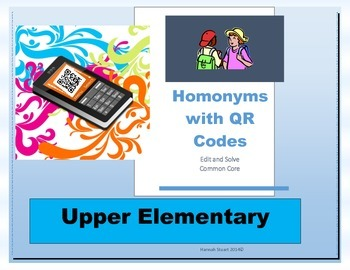 Homonyms - Self-checking with QR codes with Rebuttal (Comm