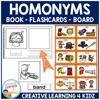 Homonyms Set