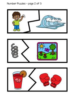 Homonyms for Preschool
