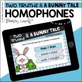 Homophone BOOM Cards™