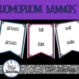 Homophone Worksheets | Banners