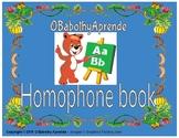 Homophone Book