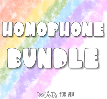 Homophone Bundle