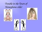 Homophone Cartooons