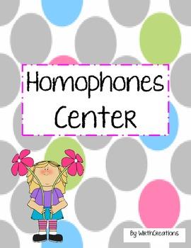 Homophone Center