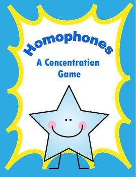 Homophone Concentration