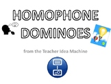 Homophone Dominoes