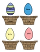 Homophone Easter Matching Game