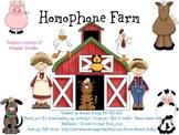 Homophone Farm