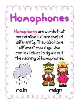 Homophone Fun!