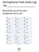 Homophone Fun task cards